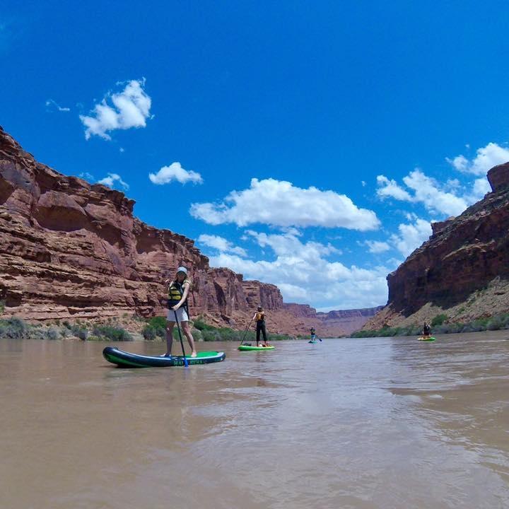 Colorado River @ Moab