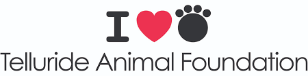 Telluride Animal Foundation Logo