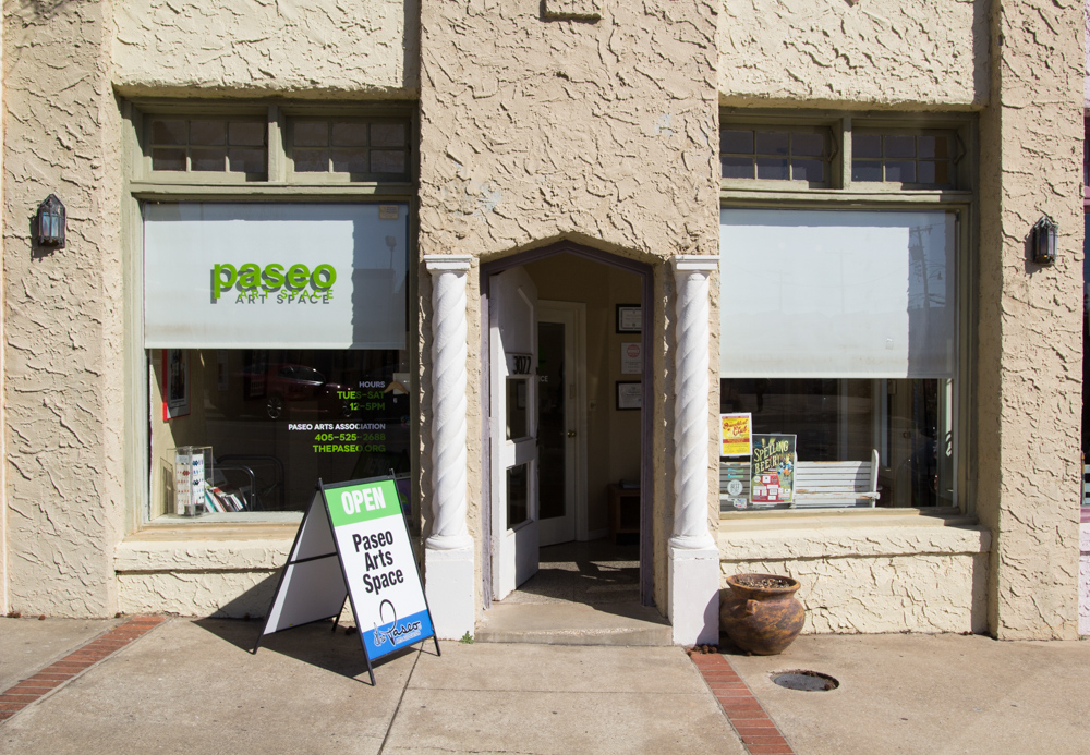 Paseo Art Space Gallery