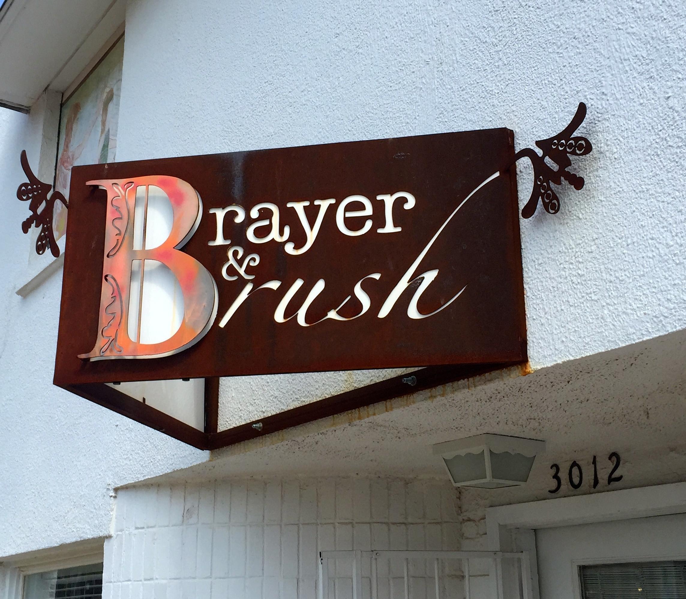 Brayer&Brush