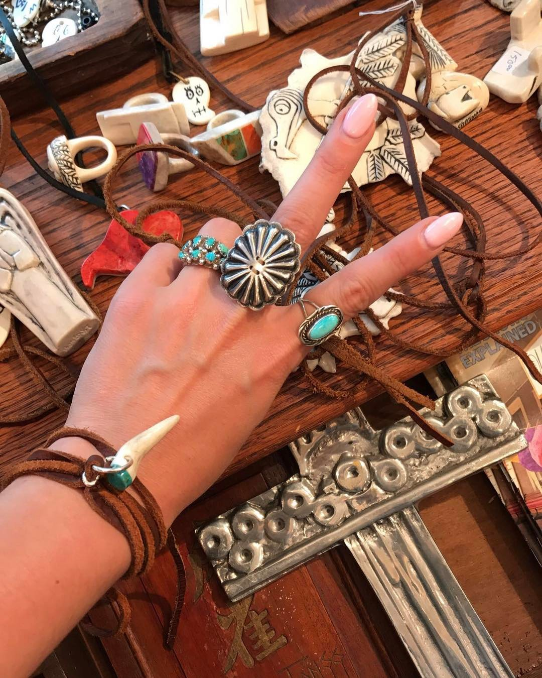 Bone Dust Cowgirl Gallery and Boutique