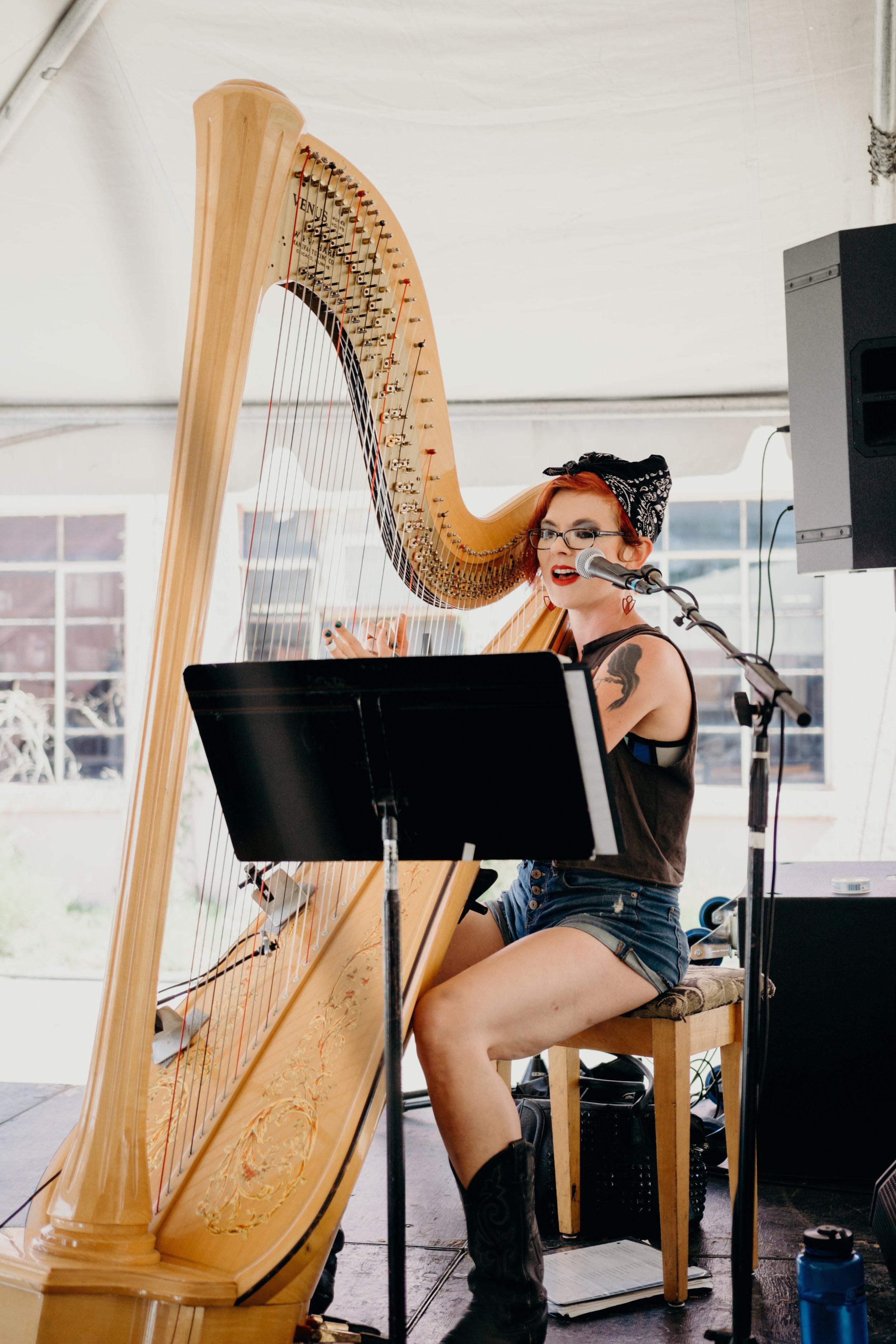 Jessica Tate Jazz Trio | Paseo Arts Festival 2017