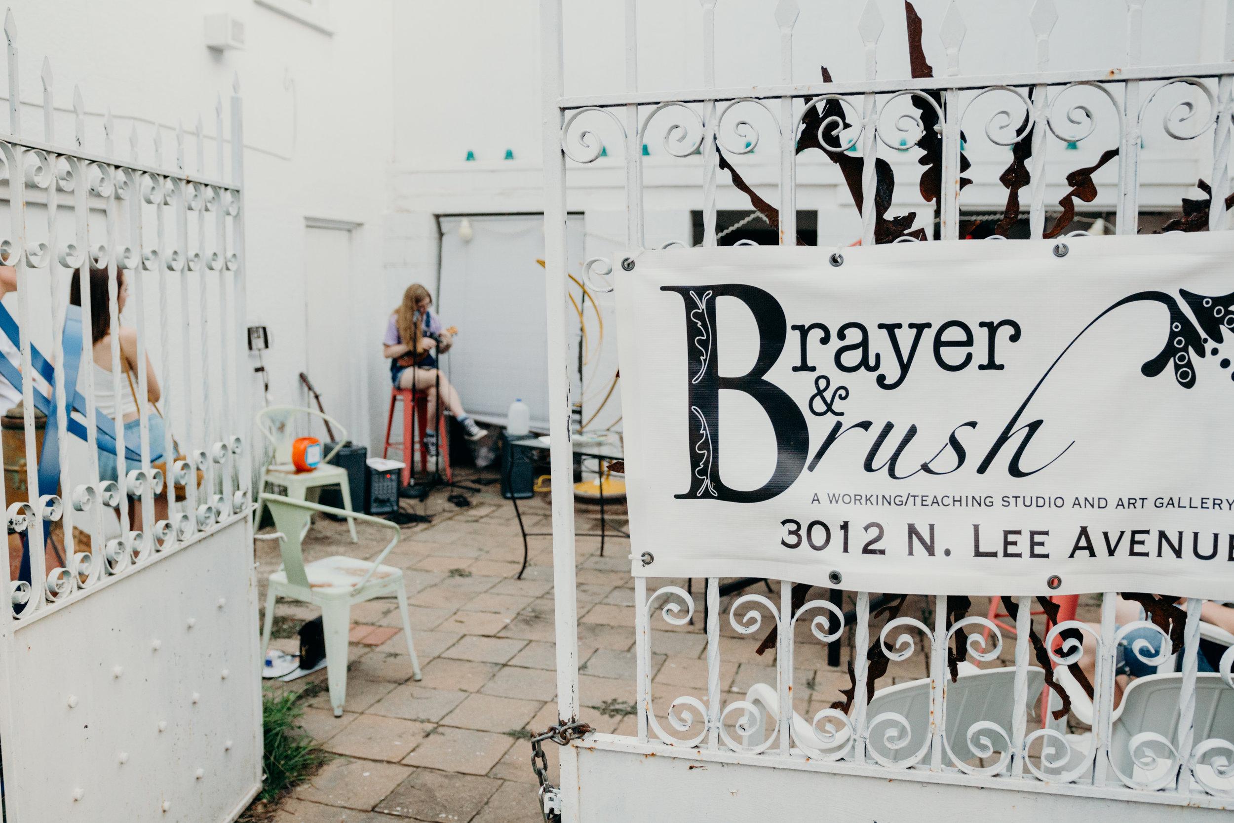 Brayer&Brush -