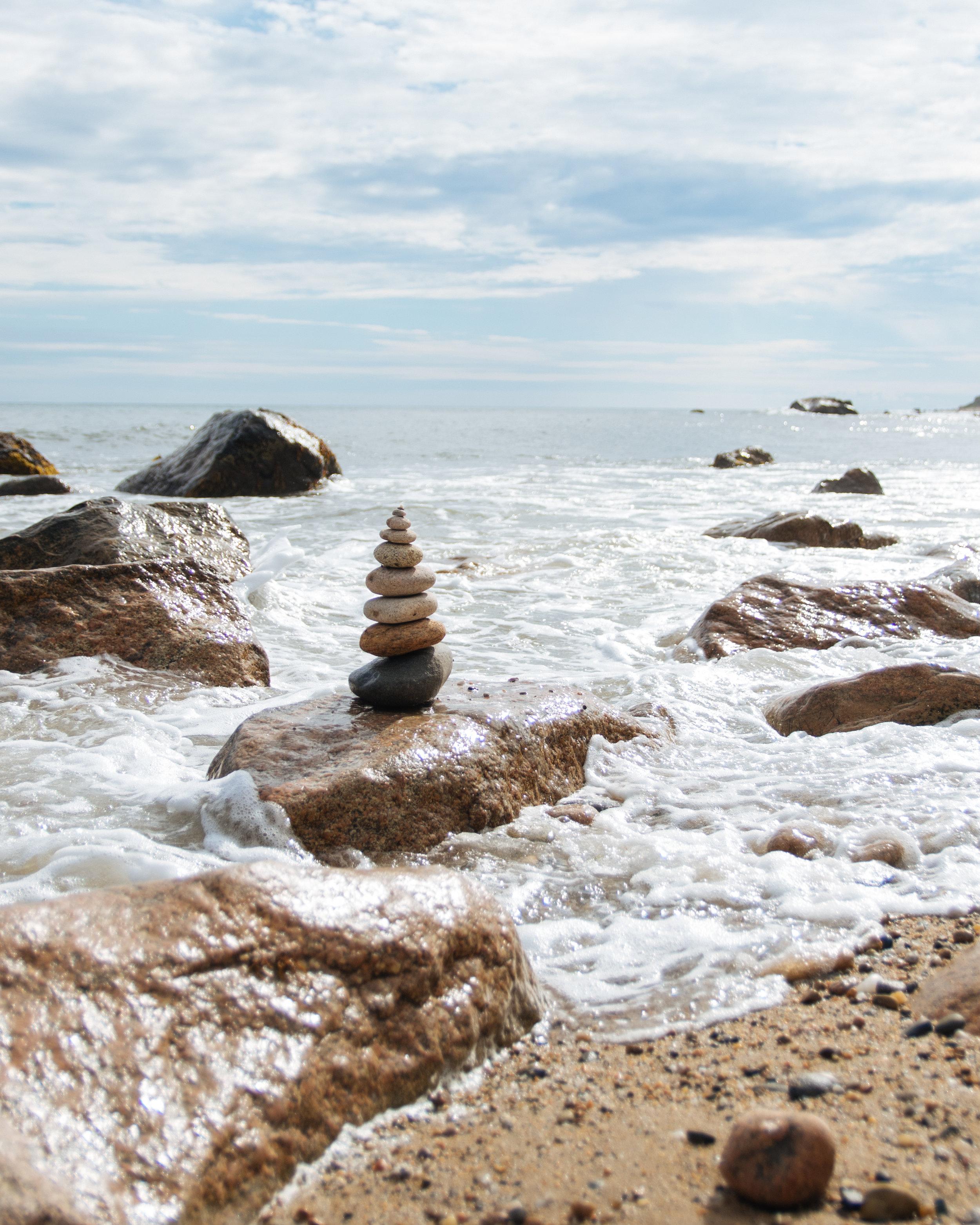 Seaside Totem