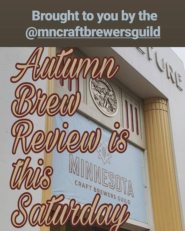 @mncraftbrewersguild was AWESOME enough to give us ladies of @womendrinkingbeer passes to this year's #autumnbrewreview ! I (Katie) will be attending and handing out our super cool logo stickers while imbibing and checking out all our friends' amazing beers! So make sure to say hi, and if you don't have tickets yet stop by the MN Craft Brewer's Guild page to get tickets  #womendrinkingbeer #comehaveabeerwithus #mncraftbeer #craftbeermn #beermn #onlyinmn #mnbeer #drinklocal #beer #craftbeer #beercast #beerpodcast #podcast #beerporn #beerstagram #instabeer #minnstagrammer #minnstagram #autumnbrew #brewerfriends #beerfest #beerfestival #gettickets