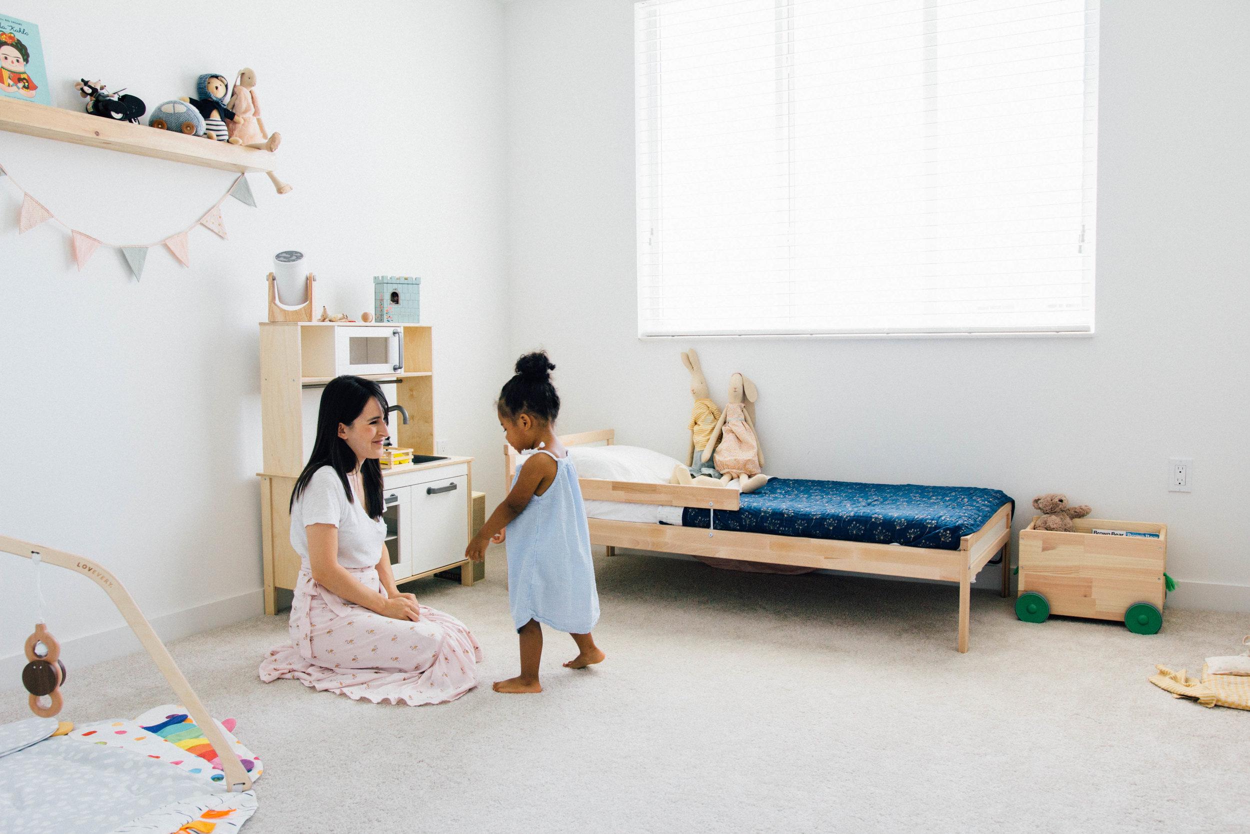 Mommy & Mia playing in minimalist kid's room-13.jpg