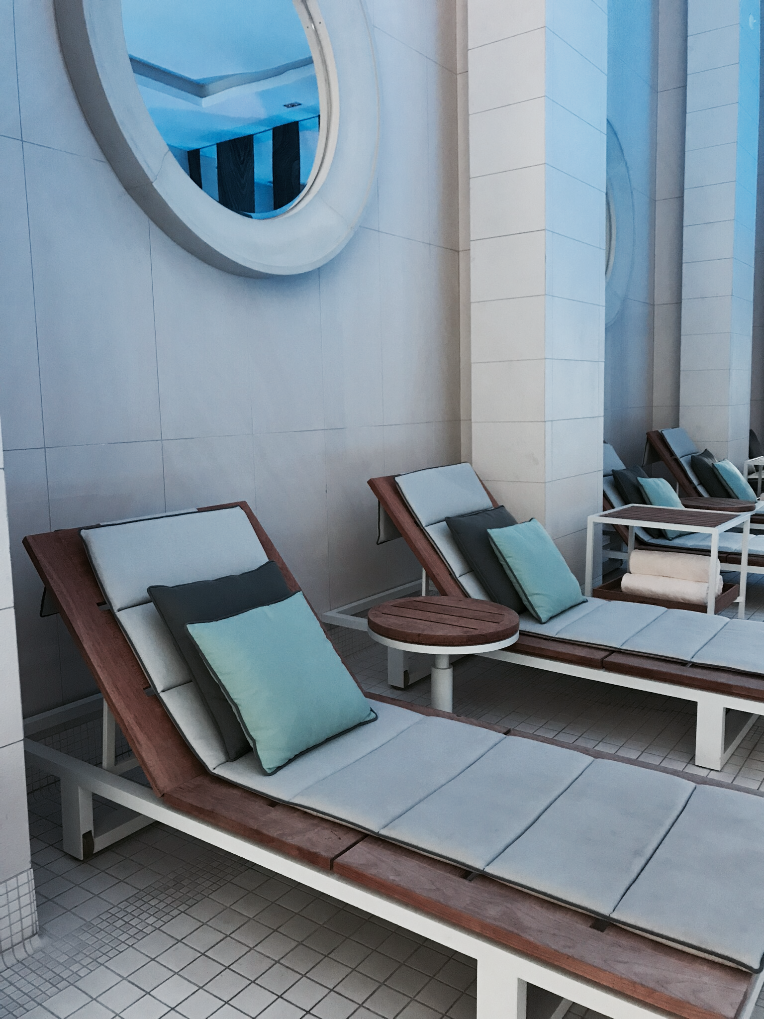 rosewood hotel georgia spa downtown vancouver pool luxury boutique