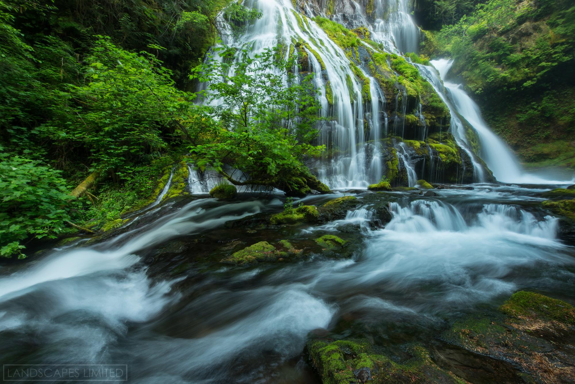 Panther Creek Flow