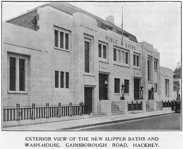 The Old Baths - Community venue, Hackney Wick.https://www.theoldbaths.co.uk/