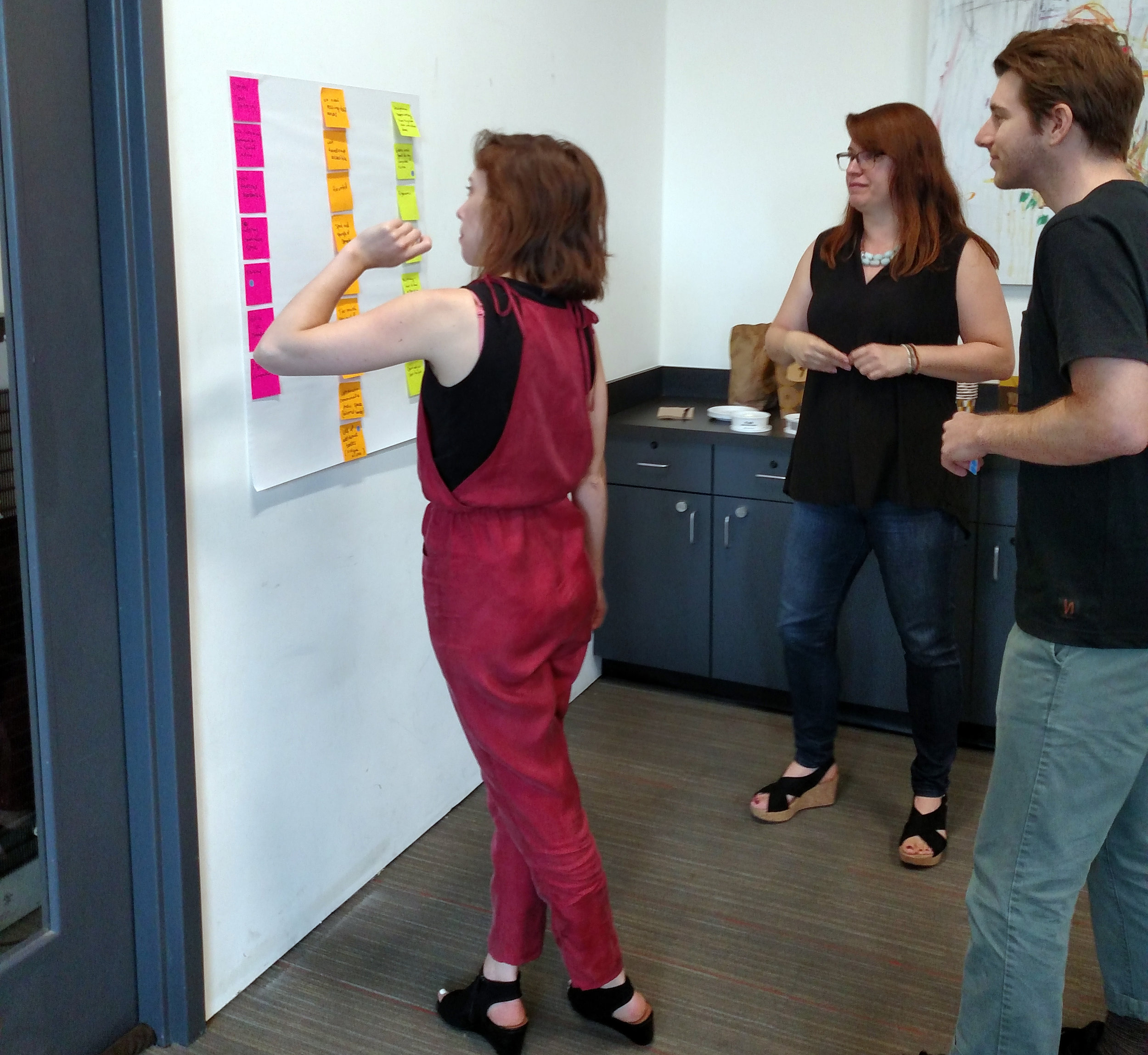 Decision Sprint training—voting