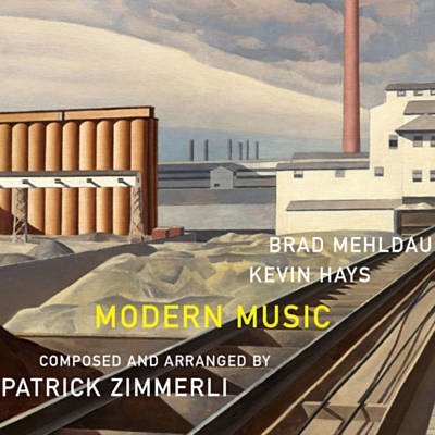 Brad Mehldau. Kevin Hays. Modern Music.