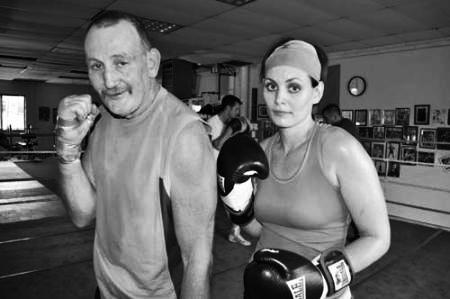 Gym Memembers: John O'Brien & Daughter Maureen O'Brien