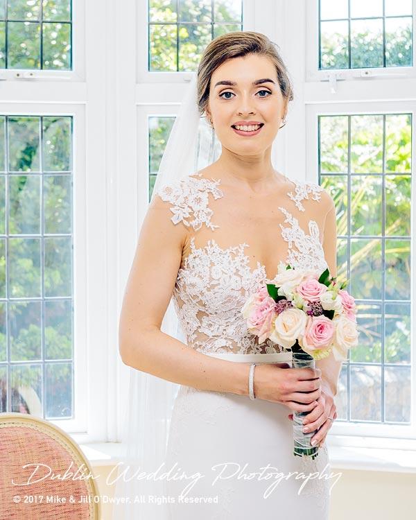 Marlfield House Wedding  Bride Morning
