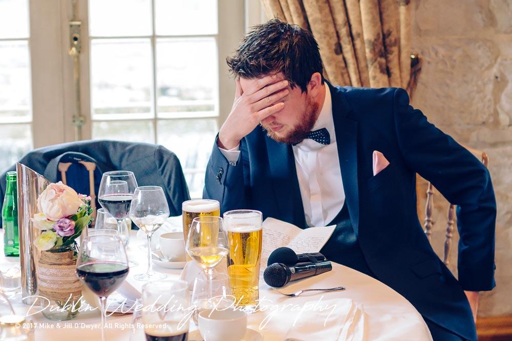 Cliff at Lyons Wedding Best Man speech review