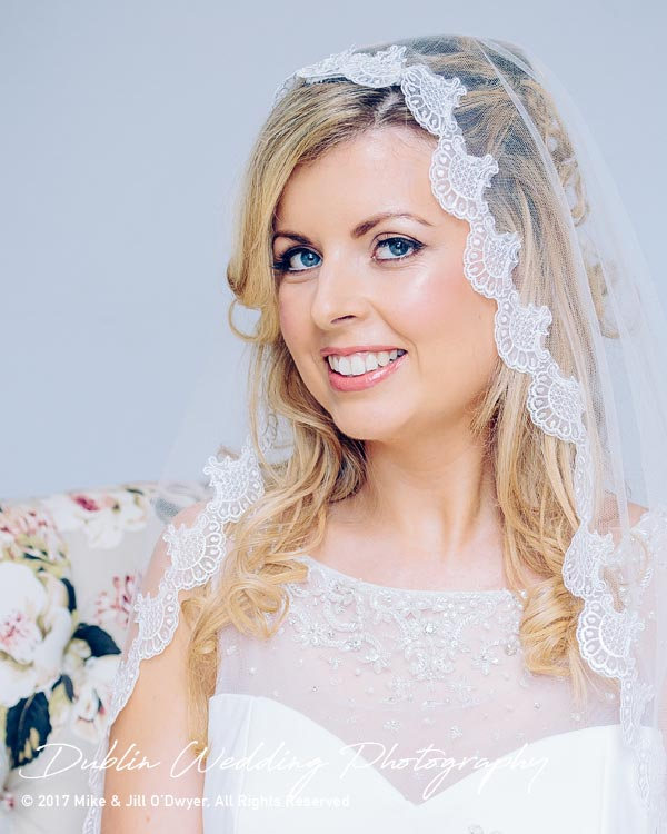 Clonabreany House Bride and Veil
