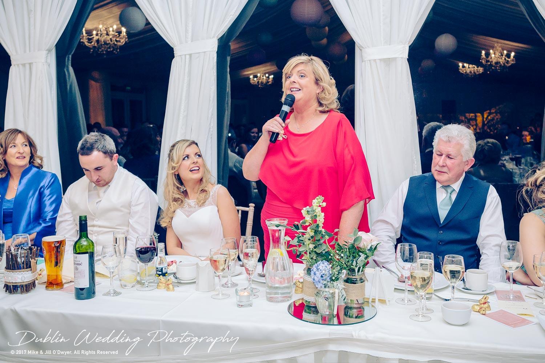 Clonabreany House Wedding Speeches