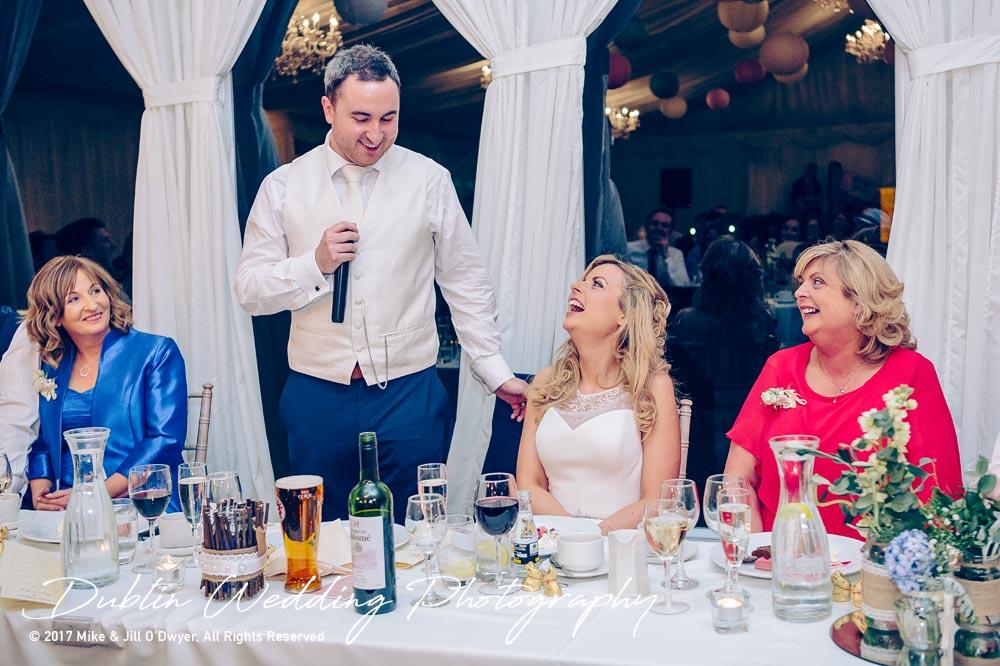 Clonabreany House Wedding Speeches 3