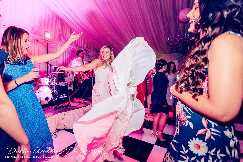 Clonabreany House Wedding Bride dance