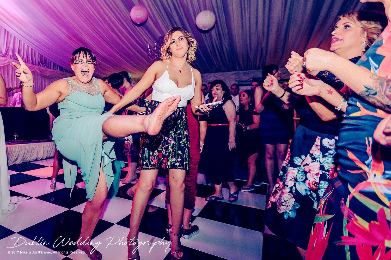 Clonabreany House Wedding Dances