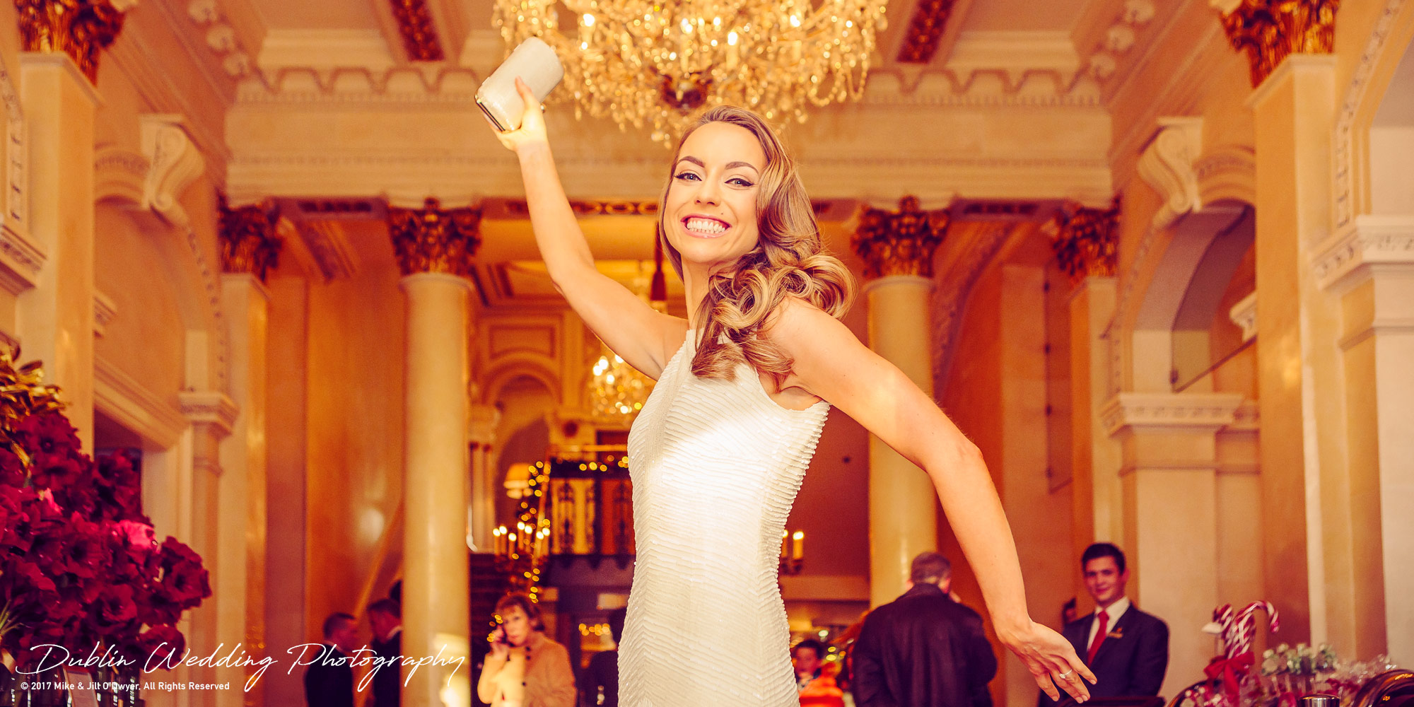 Hotel Wedding at The Shelbourne