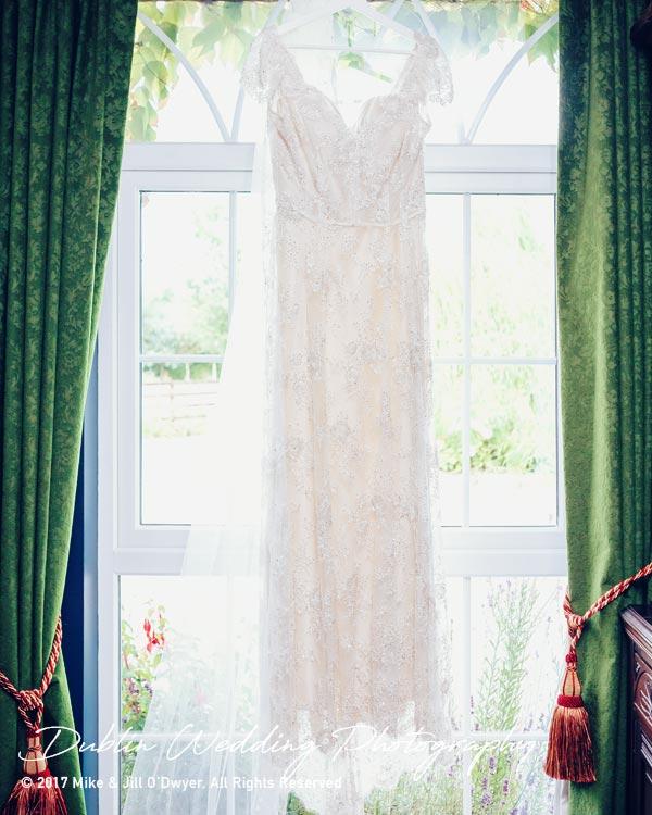 Wedding Photographer Carlow Wedding Dress