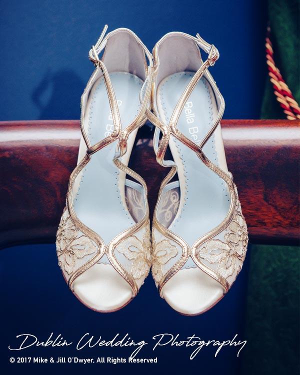 Wedding Photographer Carlow Wedding Shoes