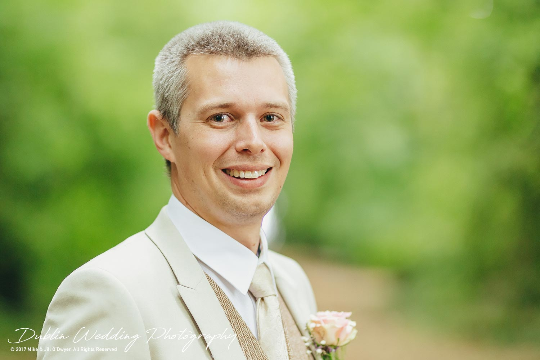 Wedding Photographer Trudder Lodge Groom
