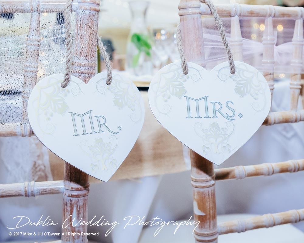 Wedding Photographer Mr & Mrs