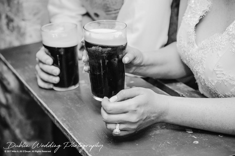 Wedding Photographer Trudder Lodge Pints