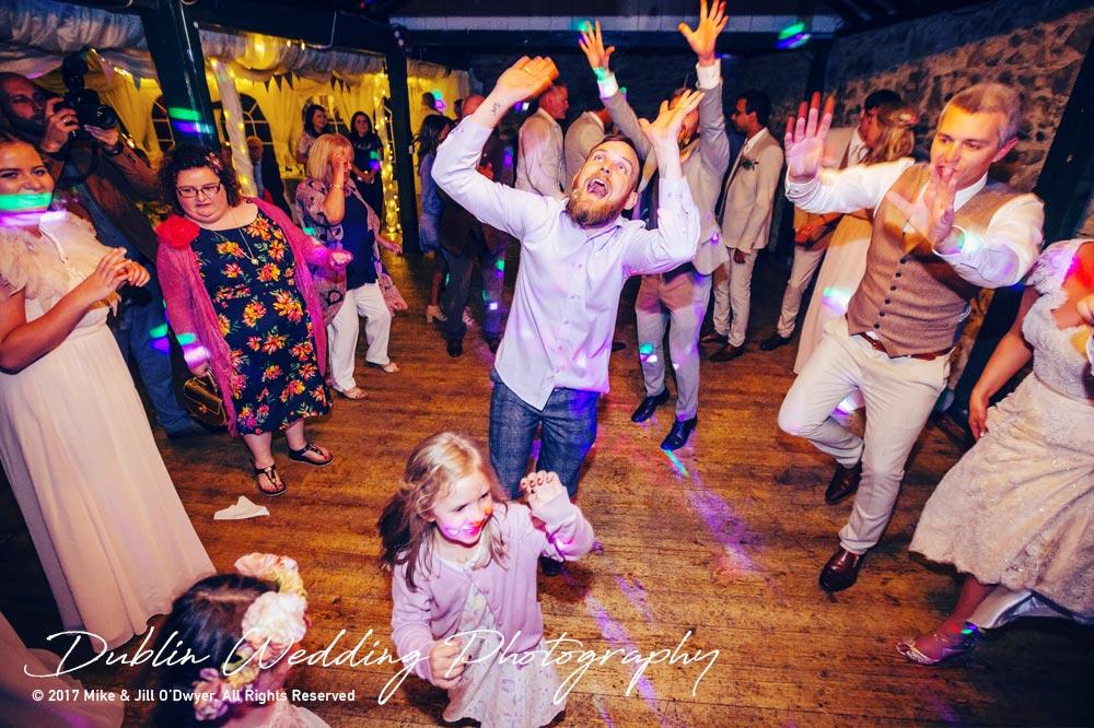 Trudder Lodge Wedding Photographers Dances