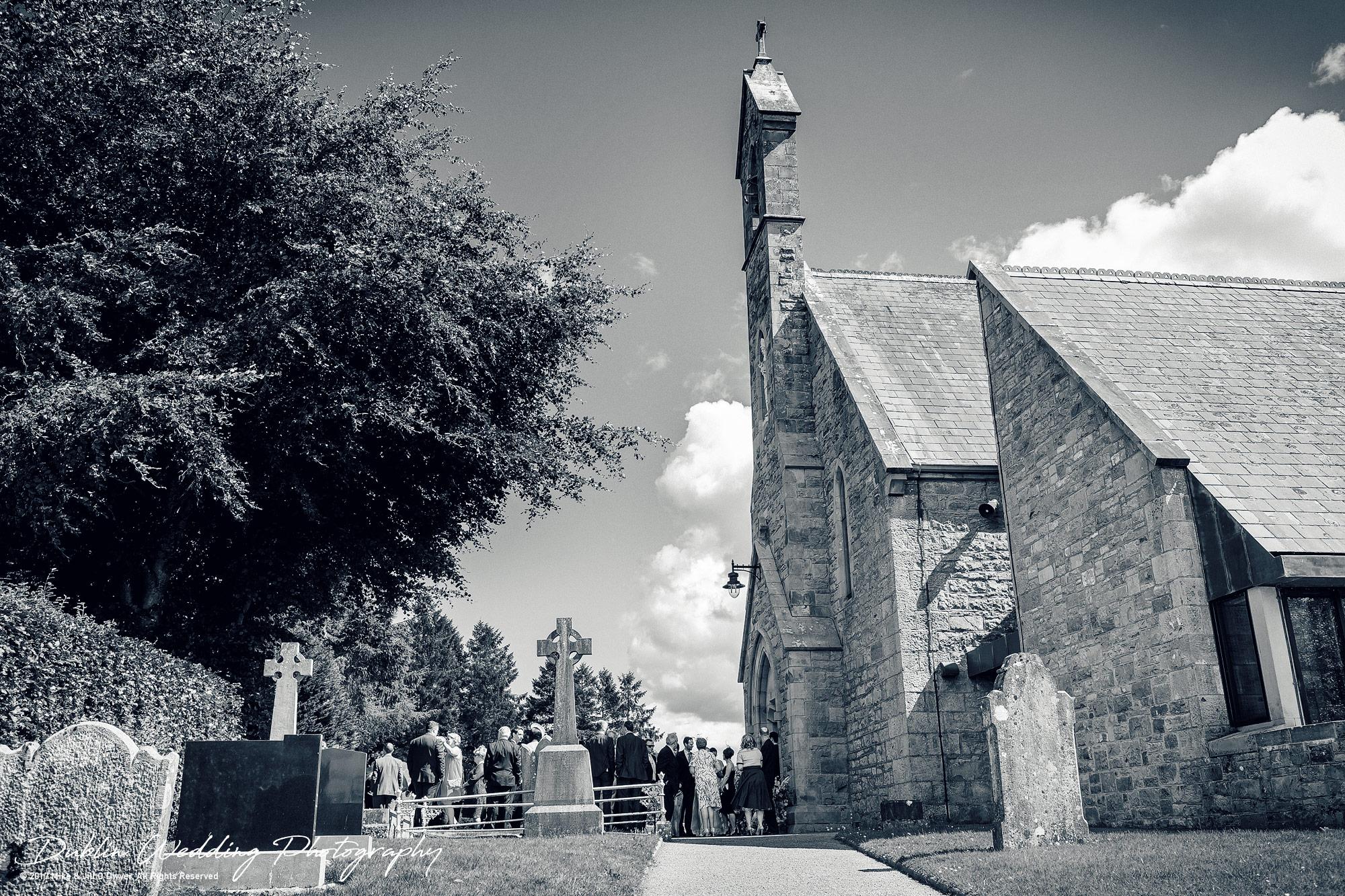 Wedding Photographers Dublin Monaghan Church