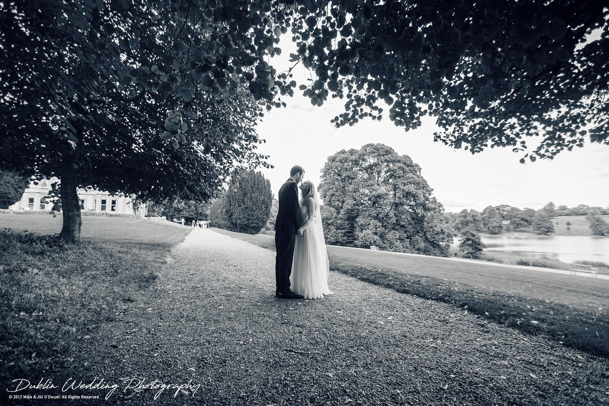 Dublin Wedding Photographers Castle Leslie Under the Trees