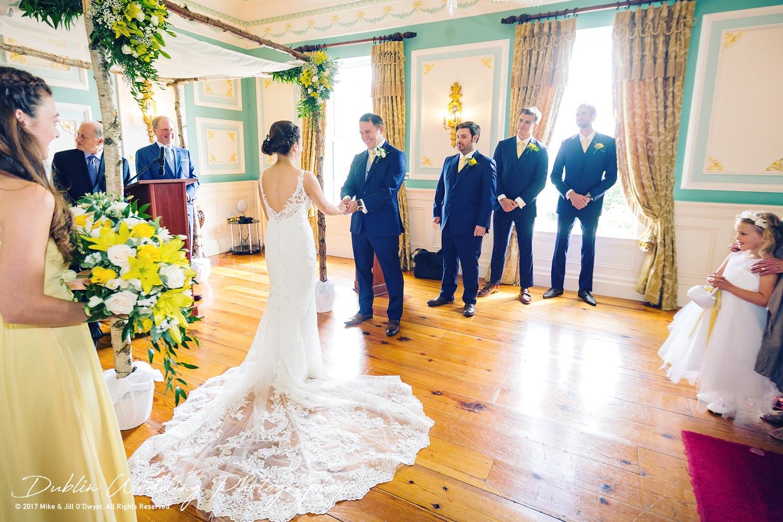 Wedding Photographer Killashee Hotel Bride meets Her Groom