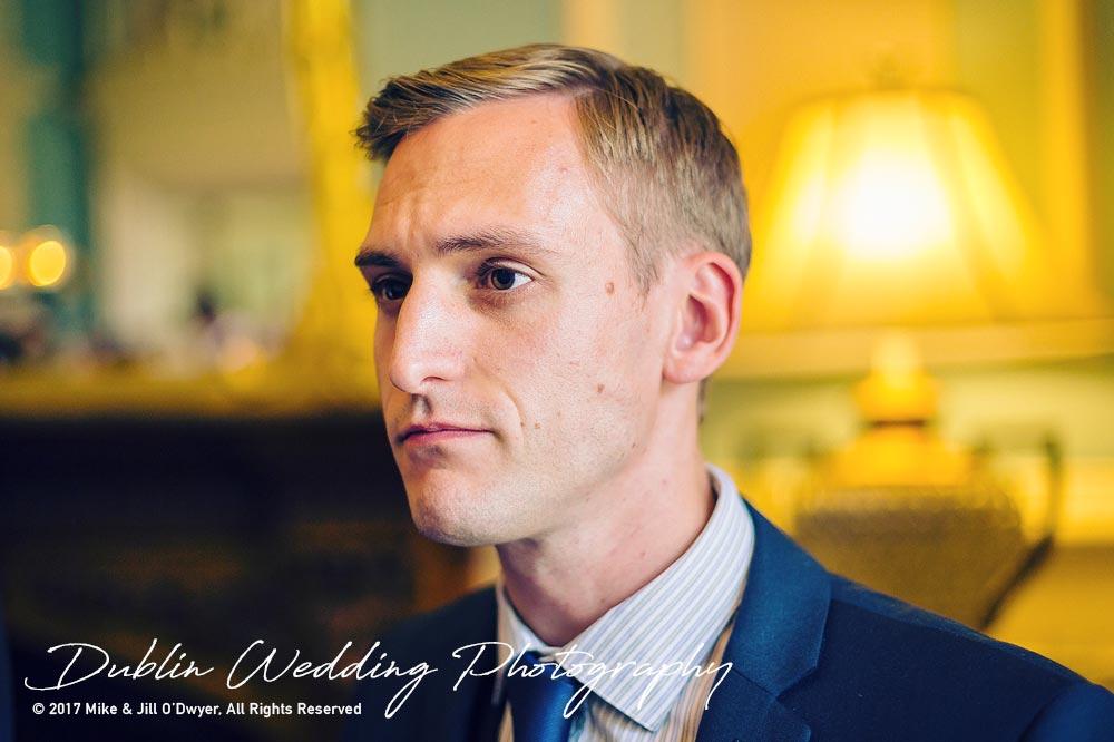 Wedding Photographers Killashee Hotel Guest at reception