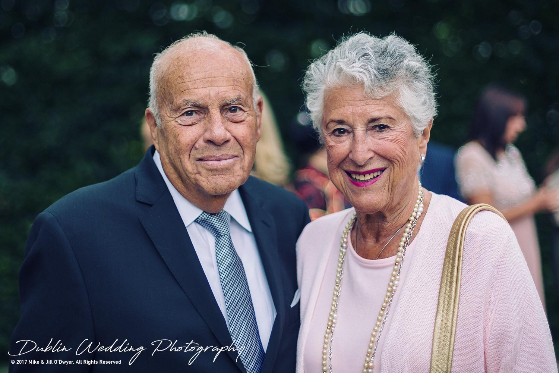 Wedding Photographers Kildare Killashee House Hotel Older Guest