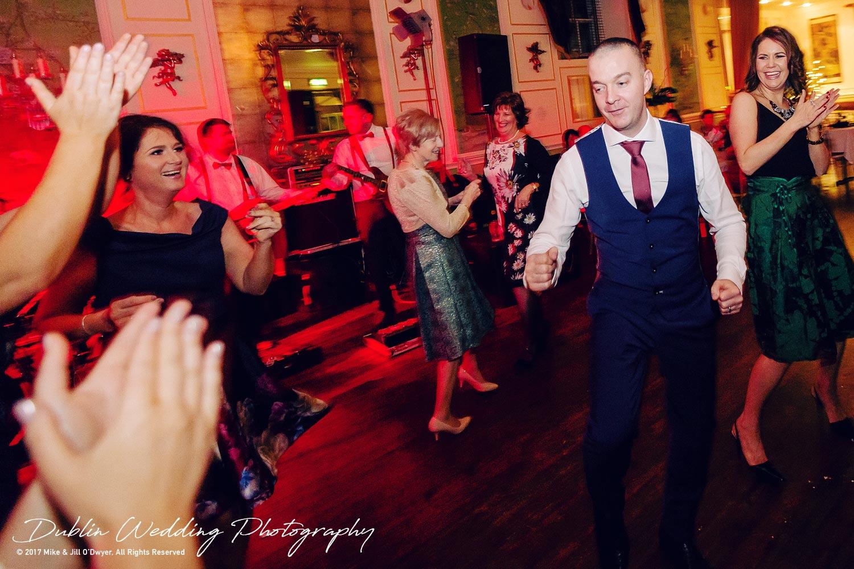 Castle Durrow Wedding Photographer County Laois Music & Dancing