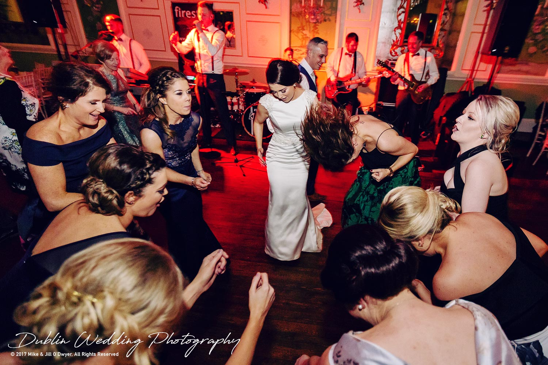 Castle Durrow Wedding Photographer County Laois They danced All Night Long
