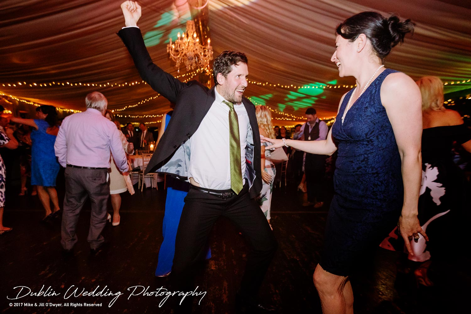 Tinakilly Wedding Photographer: First dances Best Moves Part 2