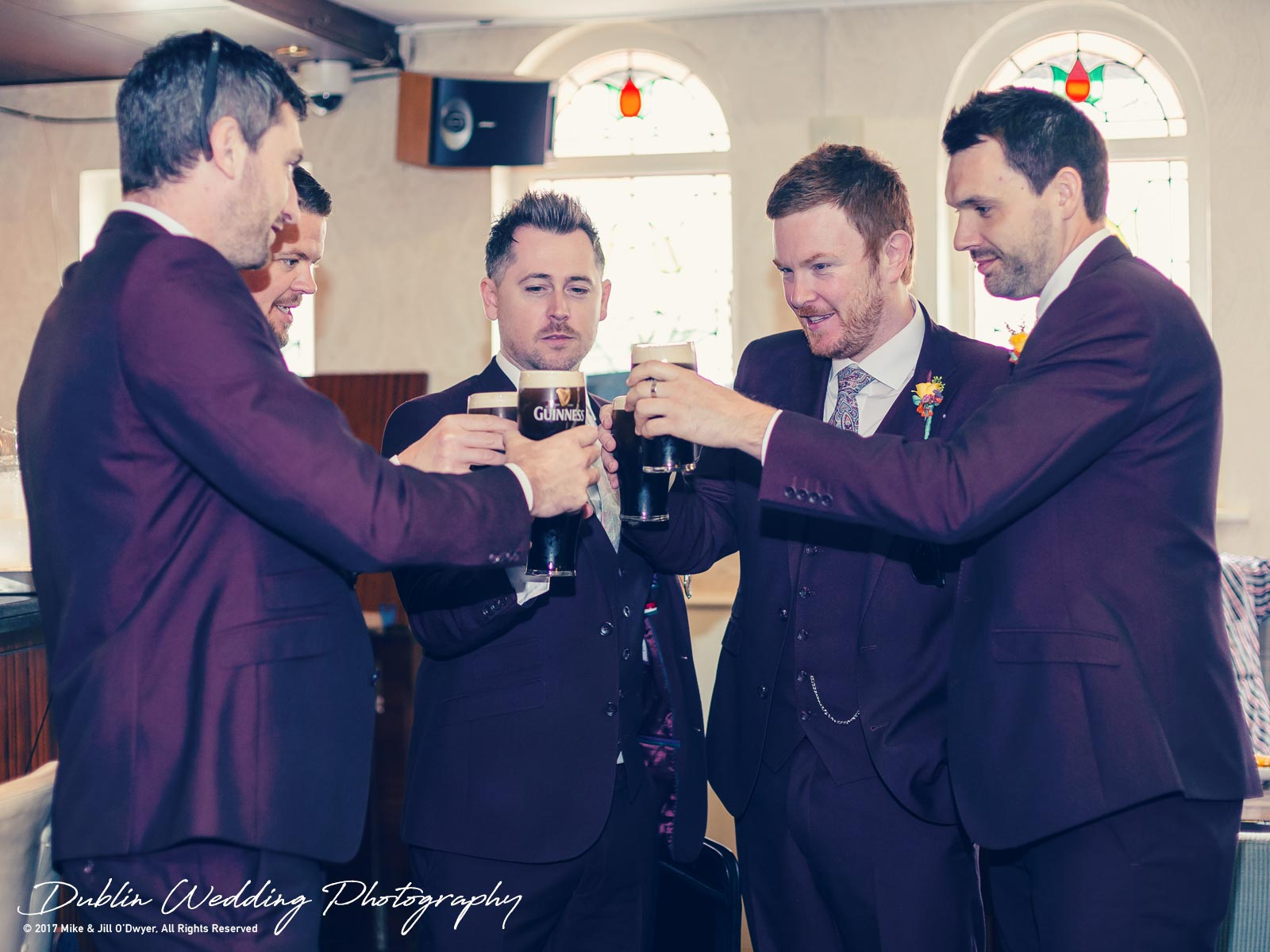 Moyvalley, Balyna House, Wedding Photographer, Kildare, Dublin, Pints and Cheers