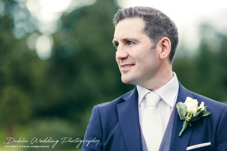 K Club, Kildare, Wedding Photographer, Dublin, The handsomest Groom at the K Club Kildare