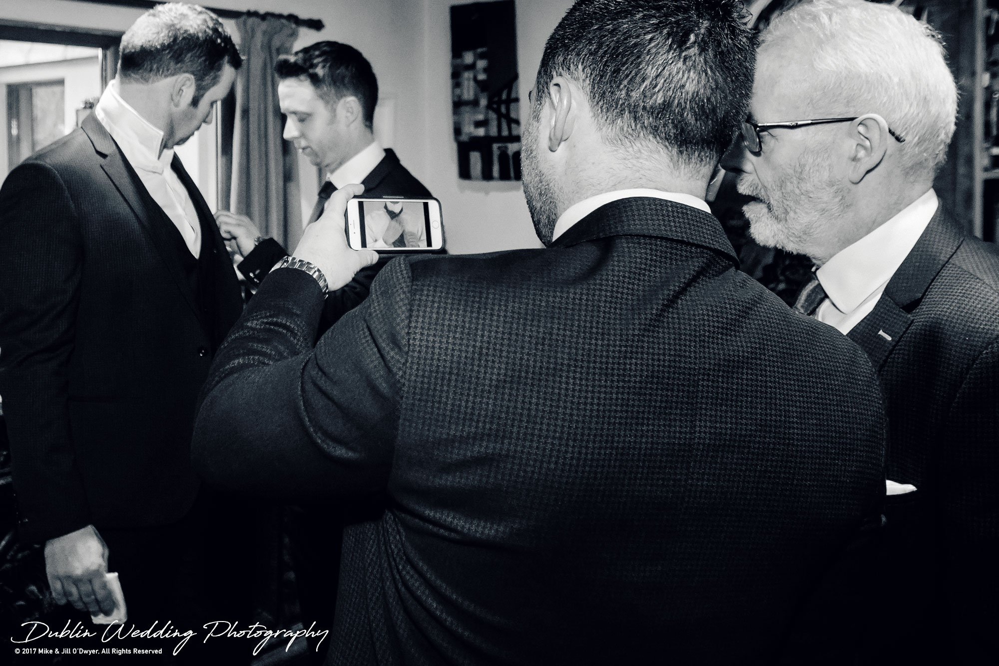 Documentary Wedding photography Dublin 003