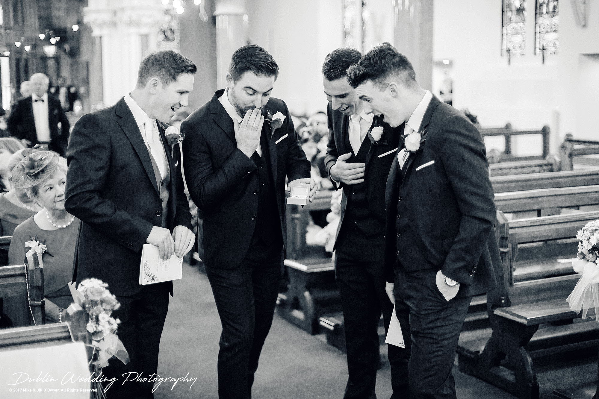 Documentary Wedding photography Dublin 007