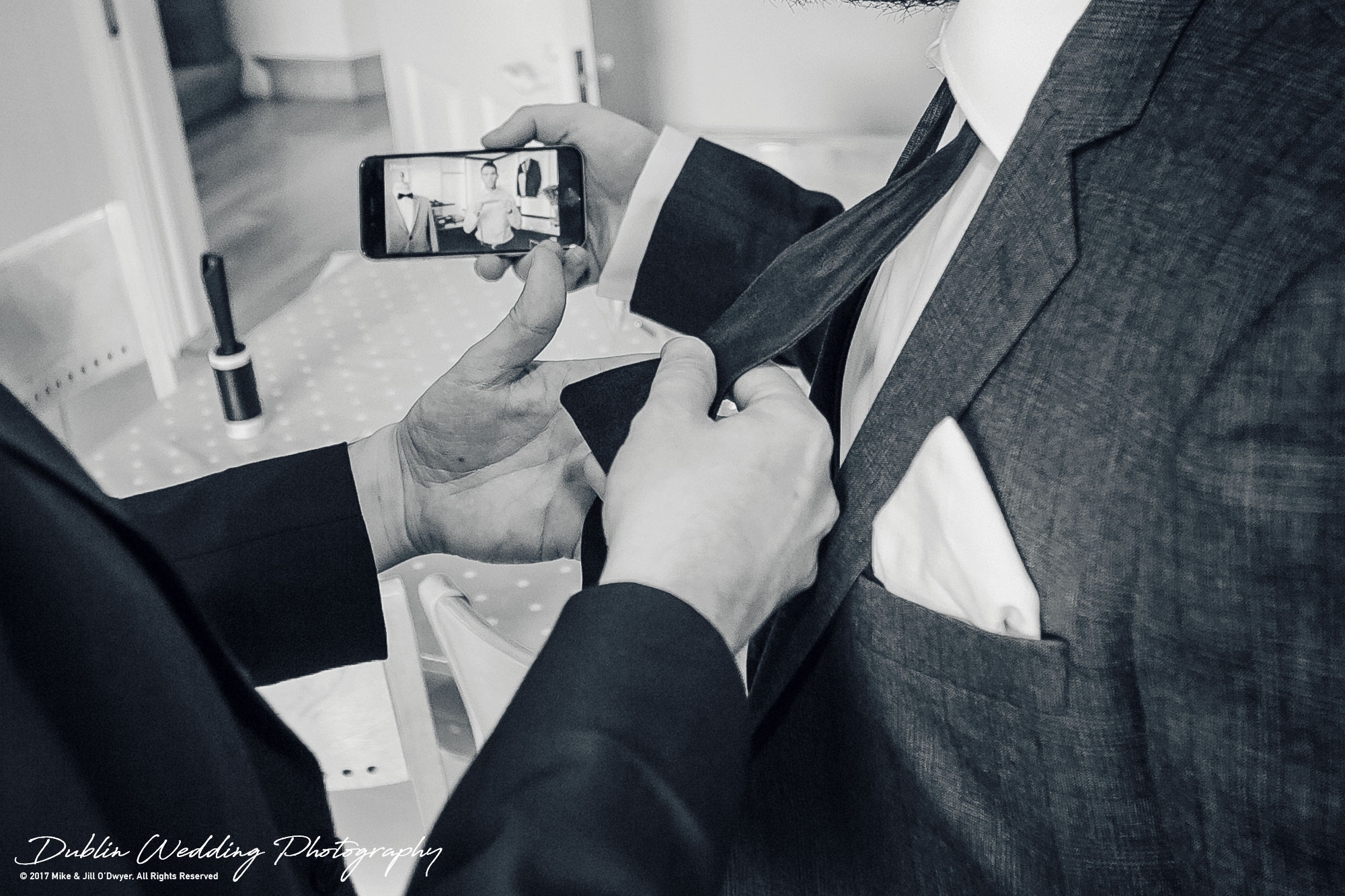 Documentary Wedding photography Dublin 014
