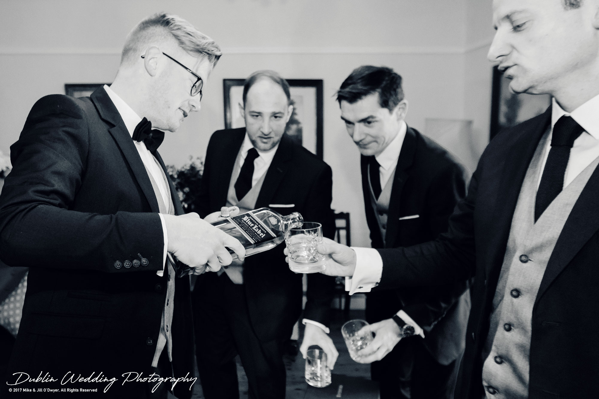 Documentary Wedding photography Dublin 021