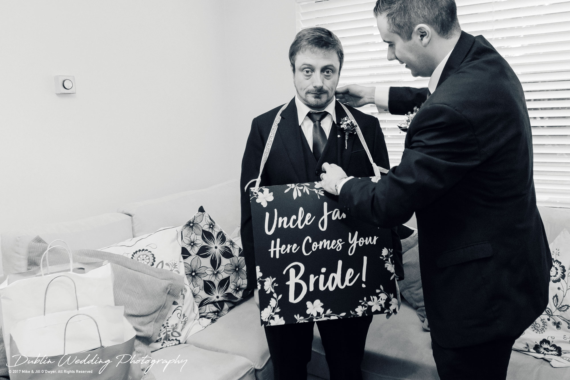 Documentary Wedding photography Dublin 043