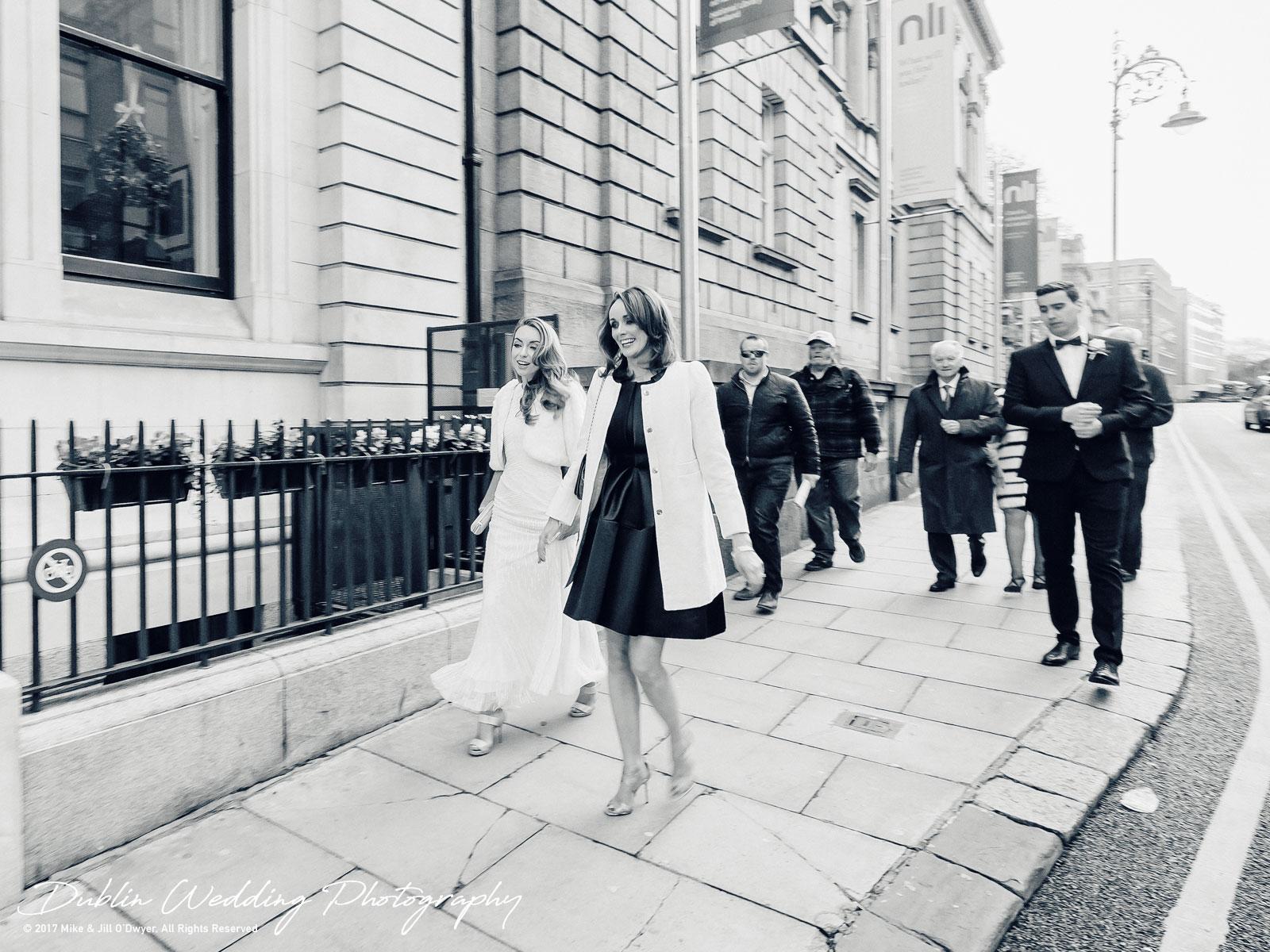 Dublin Wedding Photographer City Streets 001