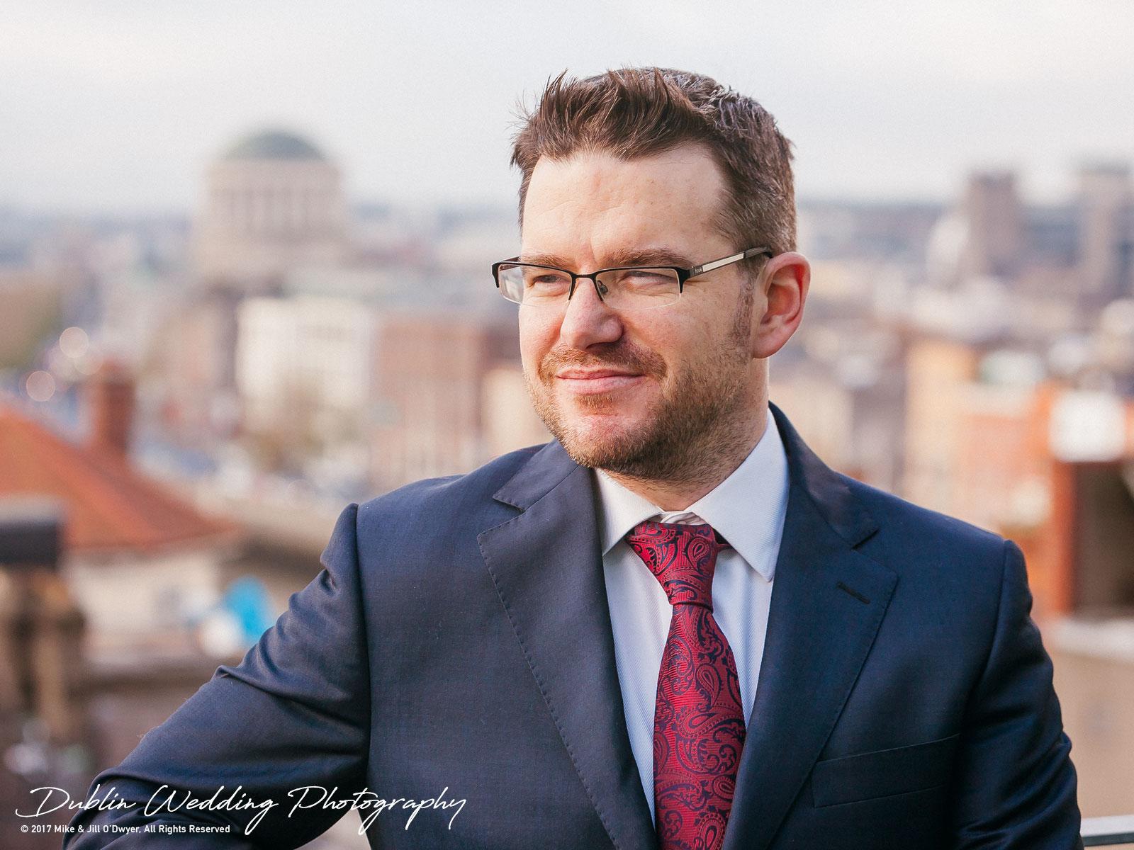 Dublin Wedding Photographer City Streets 002