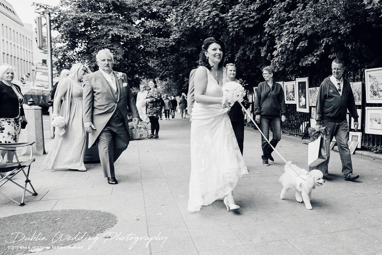 Dublin Wedding Photographer City Streets 005