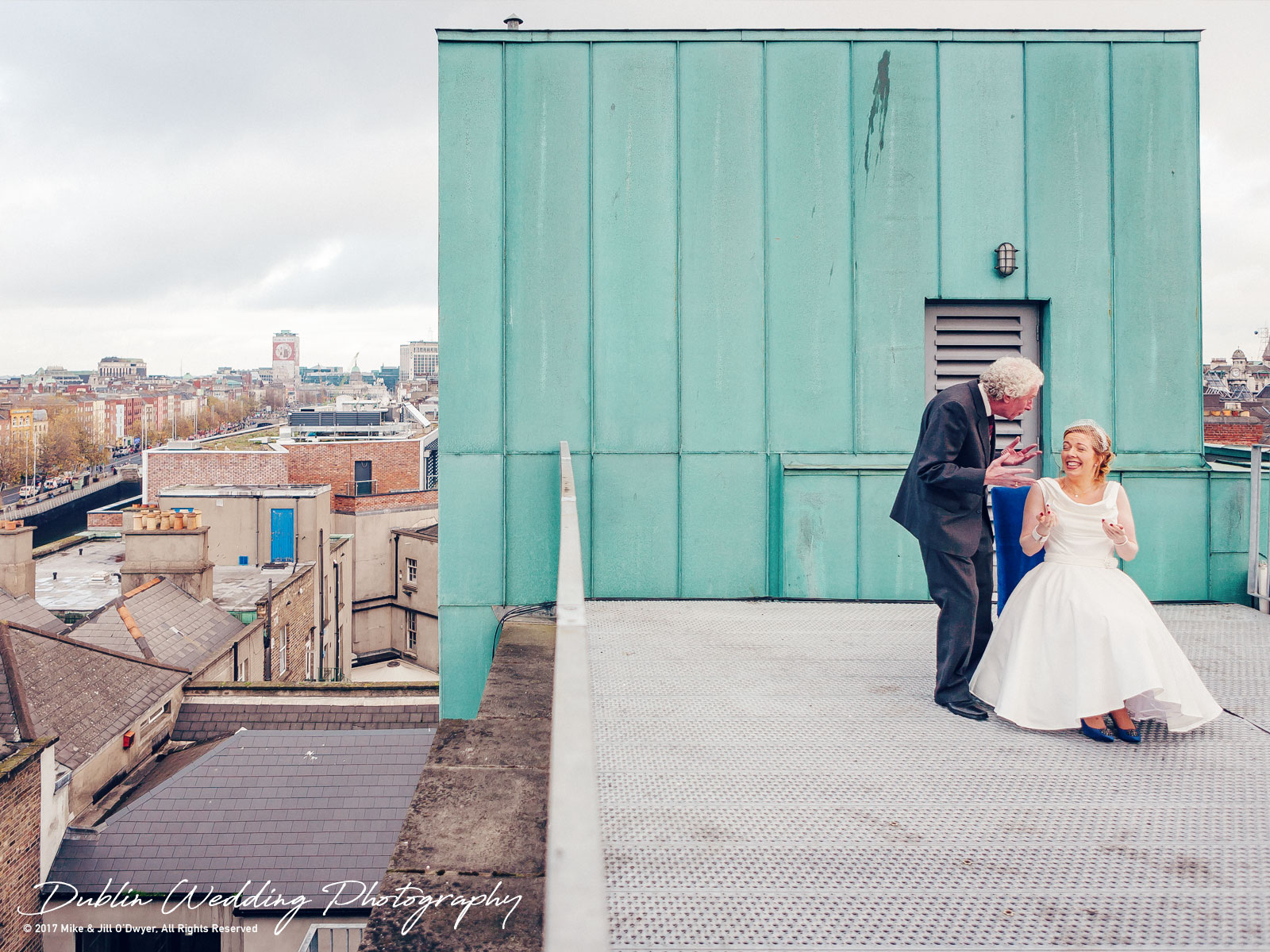 Dublin Wedding Photographer City Streets 021