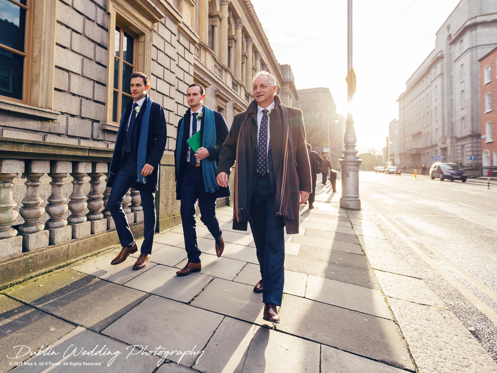 Dublin Wedding Photographer City Streets 025